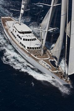The Perini Navi Cup (Photos) - Luxist