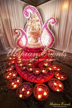 Nashville Wedding - Utopian Events - Ganesh Table - Utopian Events