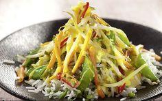 Coconut Curry with vegetables - Gemüse-Kokos-Curry mit Basmatireis vegan Attila Hildmann