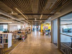 Kaminario offices by Samuelov Studio, Yokneam – Israel » Retail Design Blog