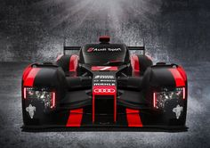 Audin uudessa Le Mans -kilpurissa on F1:n piirteitä