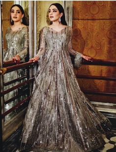 What To Wear When: Reception Gowns Vs Reception Sarees Reception Sarees, Reception Gown, Wedding Reception, Bridal Lehenga, Bridal Gowns, Wedding Gowns, Emerald Green Gown, Lavender Gown, Designer Evening Gowns