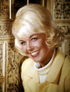 "Doris Day from ""Move Over, Darling""."