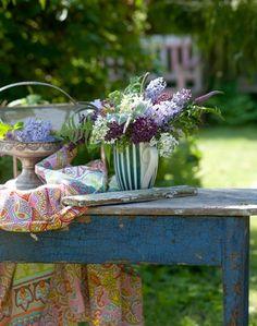 Lilas y verano - Aprender sobre las hermosas lilas en ISABELLAS.dk