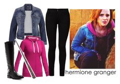 """""""Hermione Granger Inspired Outfit"""" by booklover-101 ❤ liked on Polyvore featuring maurices, Emma Watson, Icebreaker, Barbara I Gongini and Vince Camuto"""