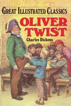 what is the story of oliver twist
