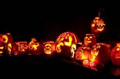 creative halloween carved pumpkins - Yahoo! Image Search Results