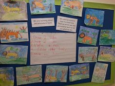 Chalk Talk: A Kindergarten Blog: More on Procedural Texts