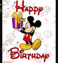 Happy Birthday Animated Images Gif Giortazo
