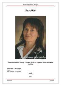 Molnárné Tóth Ibolya Szakmai önéletrajz   PDF to Flipbook School Decorations, Classroom Decor, Teacher, Education, Logo, School, Professor, Logos, Teachers