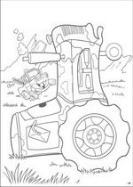 "More/different coloring pages (including a tipped tractor for the ""tractor tipping"" sign)."