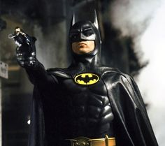 DC Comics in film n°8 - 1989 - Batman - Michael Keaton as Batman