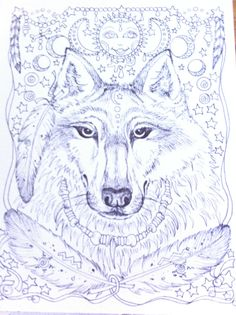 Animal Spirits Coloring Book for you to Color and be the ArTiSt South West Style Art for ALL Ages Adult coloring Horse Coloring Pages, Colouring Pages, Coloring Books, Fairy Coloring, Mandala Coloring, Coloring Sheets, Grand Art, Printable Adult Coloring Pages, Sailor Moon