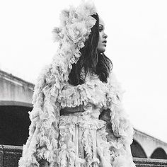 like for more : iconsbadgalriri Rihanna Vogue, Ruffle Blouse, Women, Fashion, Moda, Fashion Styles, Fashion Illustrations, Woman