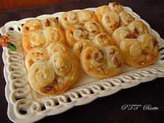 Ventaglietti al parmigiano e acciughe