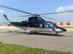 Agusta Helicopter