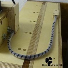 "Wooden CNC Router ""Solidis"" from Christopher Blasius. Plans available at holzmechanik."
