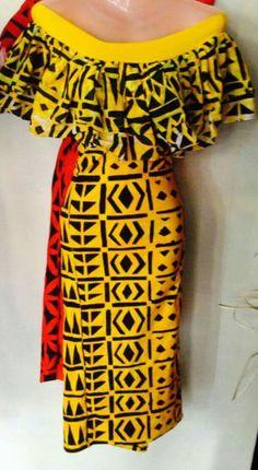 Island Wear, Island Outfit, Fashion Wear, Modest Fashion, Fashion Outfits, Ethnic Fashion, African Fashion, Clothing Patterns, Dress Patterns