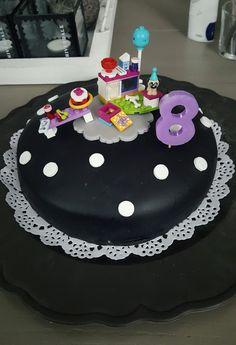 leuke taart en makkelijk zelf te maken #legofriends
