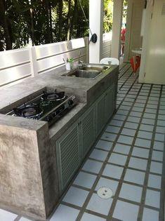 Outdoor Dirty Kitchen Design Ideas Home Architec Ideas