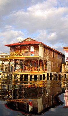 Bocas del Toro, Panama.. Bahia del sol, our B!