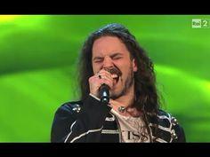 "#GiacomoVoli #Voli Giacomo Voli: ""Rock'n'roll"" Blind Auditions - The Voice of Italy 2014"