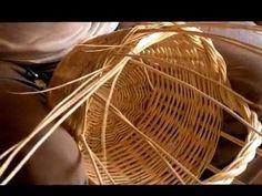 Artesanía del Mimbre - Almazán. - YouTube