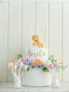 Cottontail Blooms | Cottontail Cake Studio | Sugar Art & Pastries