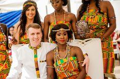 N&I (230 of 388) African Inspired Fashion, African Print Fashion, Ghana Traditional Wedding, Kente Dress, Ghana Wedding, African Women, African Life, African Beauty, African Wedding Attire