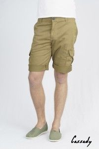 Men's Back To Earth Sateen Cassady Short WAS £65 NOW £40 Available now at Monkeegenes.com
