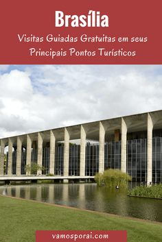 Vai visitar Brasília