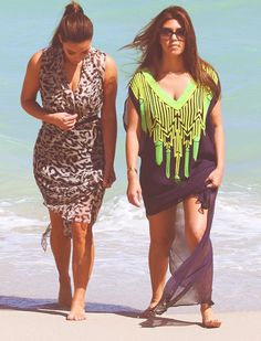 Dash beach coverups