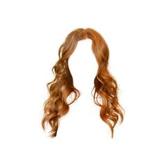 kidman1au2410.png (400×489) ❤ liked on Polyvore featuring hair, dolls, doll parts, doll hair and wigs
