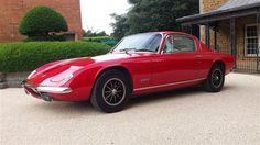 Classic 1973 Lotus Elan +2 S130/5 for sale - Classic & Sports Car (Ref Northants)