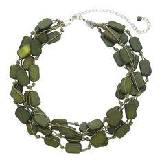 green river necklace - ten thousand villages