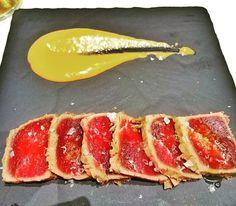TATAKI  #tataki#atún#tuna#atunrojo#chef#cheflife  #Málaga#restaurante#cuisine#gastronomía#instafood#instagram#instamoment#top#likes#elplacerdecomer#foodporn#comida#cocina#food#cocinera#ñami#lovefood by danielarecetas