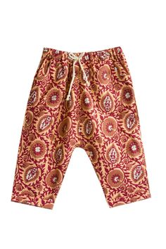 Edie Pants Apricot Dream - Arnhem Clothing