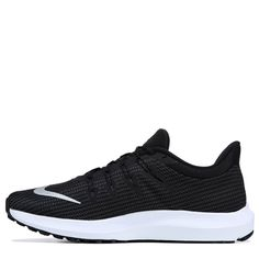 on sale 10461 9893e Nike Men s Quest Running Shoes (Black White) Zapatillas De Deporte Negras,  Hombres