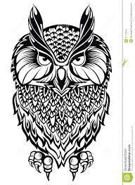 """Результат пошуку зображень за запитом """"tatuaż fantastyczna sowa"""""""