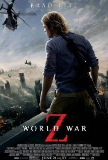 """World War Z (2013) - """"Solid premise, nice execution, cool zombie movie. Action from beginning to end!"""""""