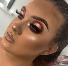 Mascara, Eyeliner, Eyeshadow, Instagram Makeup, Insta Makeup, Fall Makeup, Cute Makeup, Makeup Goals, Makeup Inspiration