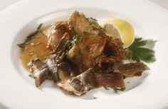 Pollo alla Marengo - Piatto creato dal cuoco di Napoleone in onore della famosa vittoria