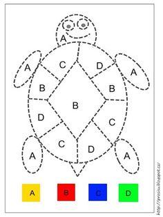 Pro Šíšu: Období LÉTO Alphabet Activities Kindergarten, Preschool Workbooks, Kindergarten Coloring Pages, Preschool Writing, Toddler Learning Activities, Preschool Curriculum, Preschool Colors, Numbers Preschool, English Worksheets For Kids