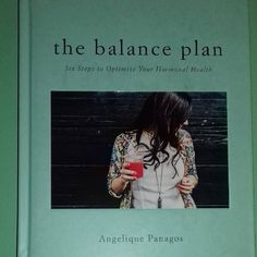 #abookaday #day69 : QUESTION Do you read books to help improve your health?  Here's one I'm reading : #TheBalancePlan by #AngeliquePanagos Tags: #booktastic #bookstagram #love #me #books #bookalicous #bookcover #bookstagrammer #bookshelf #abookaday #bookspines #bookphotography #bibliophile #bookish #bookishlove #bookworm #booklove #booklover