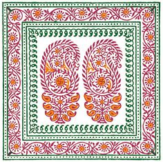 I love Paisleys : indian textile designs