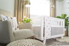 WHITESTONE DESIGN GROUP   Bellevue Nursery   Gender Neutral Nursery   Interior Design