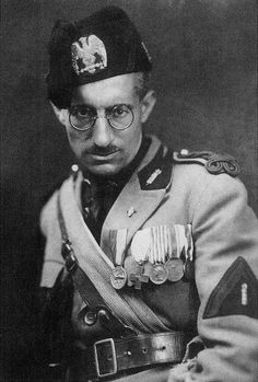 First Secretary of the National Fascist Party Michele Bianchi