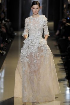 Passion For Luxury : Elie Saab Haute Couture Spring 2013