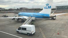 Klm at London City Airport
