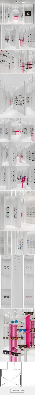 55 Sqm Eyewear Store Interior Design Idea with Ocular Perception Concept - Home Improvement Inspiration http://archinspire.pro/55-sqm-eyewear-store-interior-design-idea-ocular-perception-concept/ - created via https://pinthemall.net